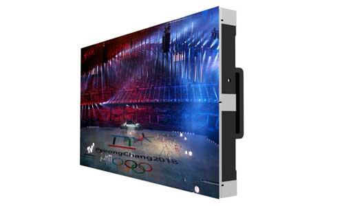 VIDEOWALL LED DE LOS JUEGOS OLIMPICOS DE INVIERNO 2018