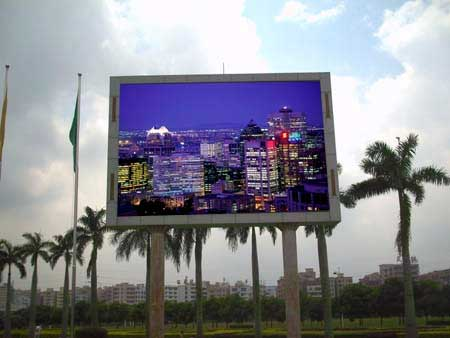 Alquiler de pantallas LED publicitarias en Chile