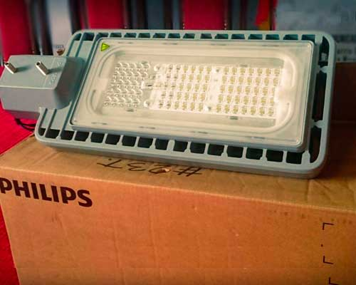 Nueva Iluminación LED en Tarija
