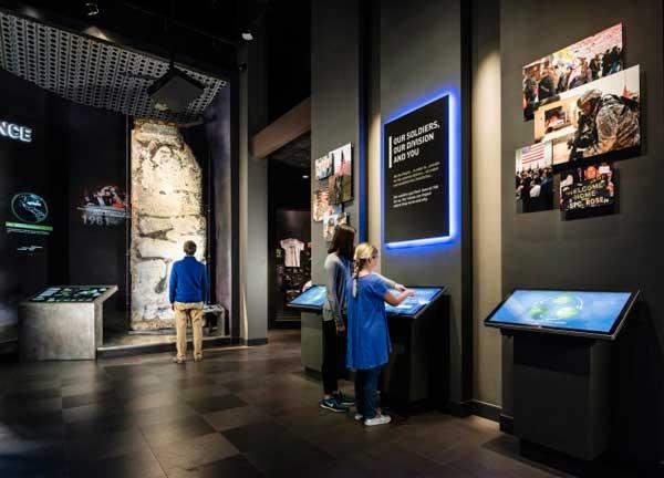 Renovación de Museo de la Primera división de EEUU