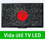 vida util TV LED