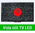 vida util TV LED