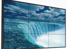 Montaje de video wall