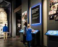 Renovación de Museo de la Primera División de Infantería de EEUU