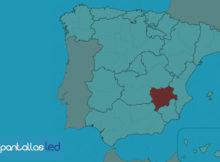 pantallas LED en Albacete
