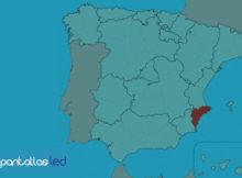 pantallas LED en Alicante