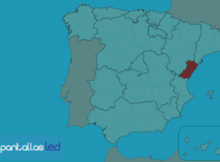 pantallas LED en Castellón
