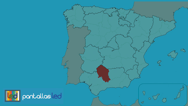 pantallas LED en Córdoba