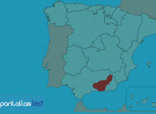 pantallas LED en Granada
