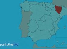 pantallas LED en Huesca