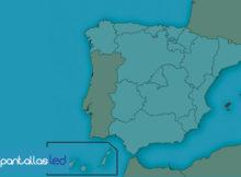 pantallas LED en Islas Baleares
