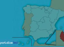 pantallas LED en Melilla