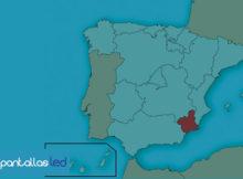 pantallas LED en Murcia