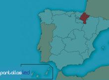 pantallas LED en Navarra