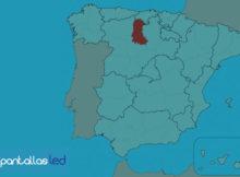 pantallas LED en Palencia