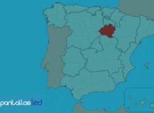 pantallas LED en Soria