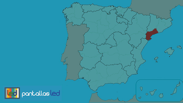 Pantallas LED en Tarragona