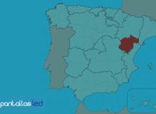 pantallas LED en Teruel
