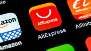 Instala el app de aliexpress